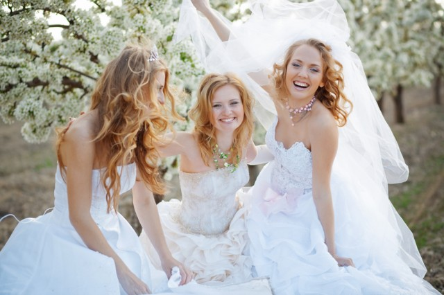 YOU ASK. WE DELIVER.  LET BRIDAL & COMPANY SUPPLY ALL YOUR BRIDAL-WEAR NEEDS!